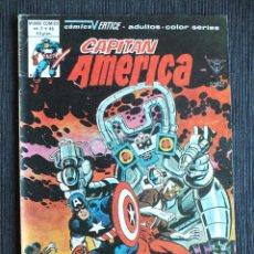 Cómics: CAPITAN AMERICA Nº 46 VOLUMEN 3 EDITORIAL VERTICE. Lote 49485575
