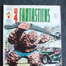 Cómics: LOS 4 FANTASTICOS Nº 18 VOLUMEN 2 EDITORIAL VERTICE. Lote 49489783