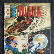 Cómics: LOS 4 FANTASTICOS Nº 17 VOLUMEN 3 EDITORIAL VERTICE. Lote 49490026