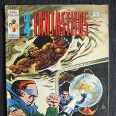 Cómics: LOS 4 FANTASTICOS Nº 17 VOLUMEN 3 EDITORIAL VERTICE. Lote 49490051