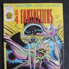 Cómics: LOS 4 FANTASTICOS Nº 31 VOLUMEN 3 EDITORIAL VERTICE. Lote 49490550