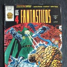 Cómics: LOS 4 FANTASTICOS Nº 32 VOLUMEN 3 EDITORIAL VERTICE. Lote 49490633