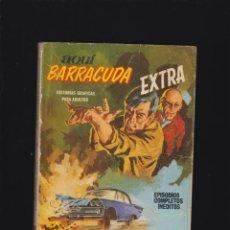 Cómics: AQUI BARRACUDA EXTRA Nº 1 ( VERTICE ). Lote 49512549