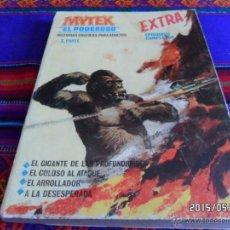 Cómics: VÉRTICE VOL. 1 MYTEK EL PODEROSO Nº 2. 1966 25 PTS. FRANJA ROSA LOMO. 175 PGNS 8 PUBLICIDAD FINAL.. Lote 49541870