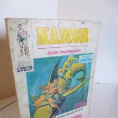 Cómics: NAMOR SUB-MARINER 10. EN LAS GARRAS DE TIBURON TACO ED ESPECIAL. VERTICE 1969. Lote 49548984
