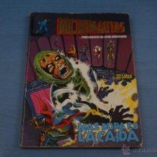 Cómics: COMIC DE MICRONAUTAS MAS DURA ES LA CAIDA TOMO Nº1 AÑO 1983 DE EDICIONES SURCO. Lote 49583006