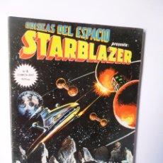 Cómics: STARBLAZER # 4.ODISEAS DEL ESPACIO PRESENTA: (VÉRTICE, 1980) CIENCIA FICCIÓN OFRT. Lote 148357949