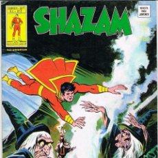 Cómics: SHAZAM (CAPITAN MARVEL) VOLUMEN 1 NUMERO 2 IBAC EL MALDITO. Lote 49630350