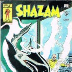 Cómics: SHAZAM (CAPITAN MARVEL) VOLUMEN 1 NUMERO 6. CONTRA LEX LUTHOR. Lote 49630413