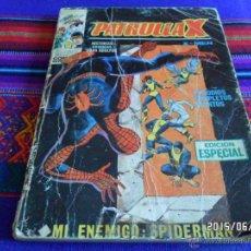 Comics - VÉRTICE VOL. 1 PATRULLA X Nº 16 1ª ED. 1970. 25 PTS. MI ENEMIGO SPIDERMAN. - 49686029