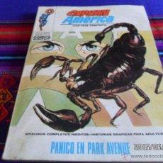 Cómics: VÉRTICE VOL. 1 CAPITÁN AMÉRICA Nº 26. 1972. 25 PTS. PÁNICO EN PARK AVENUE. BUEN ESTADO.. Lote 49687010