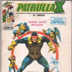 Cómics: PATRULLA X - V 1, Nº 18 - 128 PGS EDICIONES VERTICE 1972. Lote 49706790