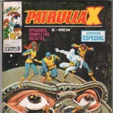 Cómics: PATRULLA X - V 1, Nº 21 - 128 PGS EDICIONES VERTICE 1972. Lote 49706796