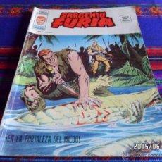 Comics : VÉRTICE VOL. 2 SARGENTO FURIA Nº 28. 35 PTS. 1977. EN LA FORTALEZA DEL MIEDO. BUEN ESTADO.. Lote 49828175