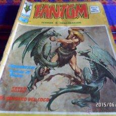 Comics - VÉRTICE VOL. 2 FANTOM Nº 8 CON FRANKENSTEIN. 1975. 50 PTS. - 49828362