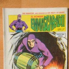 Cómics: EL HOMBRE ENMASCARADO. ED. VÉRTICE V-2 Nº 7. 1979.. Lote 49861422