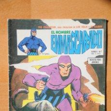 Cómics: EL HOMBRE ENMASCARADO. ED. VÉRTICE V-2 Nº 6. 1979.. Lote 49861441