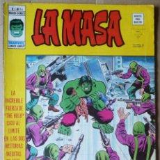 Cómics: LA MASA. V3 Nº 16. EN EXCELENTE ESTADO. Lote 49871968