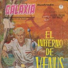 Cómics: COMIC COLECCION GALAXIA Nº 3 GRAPA . Lote 49872850
