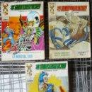 Cómics: LOTE TRES COMICS DE LOS 4 FANTASTICOS CON DEFICIENCIAS. NUMEROS 41, 60 Y 61 DEL V.1. Lote 49874679