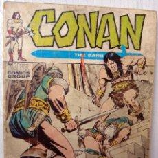 Cómics: CONAN , VERTICE TACO , Nº 12 VOL. 1 , ESPADAS EN LA NOCHE , ORIGINAL. Lote 49896765