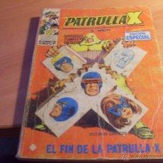 Comics - PATRULLA X Nº 20 TACO (VERTICE) (CLA17) - 50000996