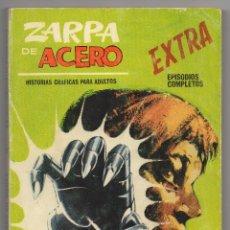 Cómics: ZARPA DE ACERO Nº 3 (VERTICE 1ª EDICION 1966) 160 PÁGINAS.. Lote 50019140