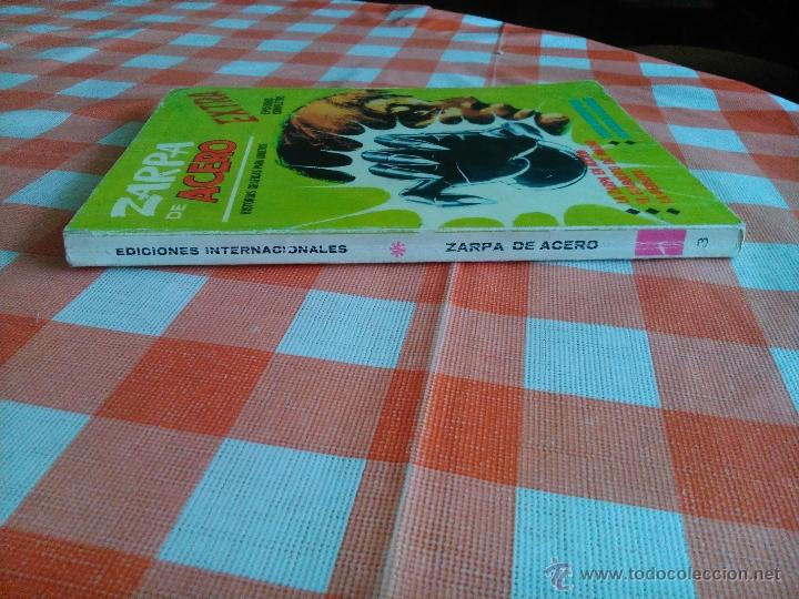Cómics: Zarpa de Acero nº 3 Lomo - Foto 3 - 50019140