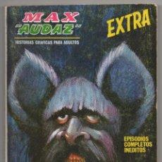 Cómics: MAX AUDAZ Nº 11 (VERTICE 1968). Lote 50024475