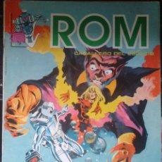 Cómics: 2 COMIC ROM TM Nº 6-8 LINEA SURCO HÍBRIDO 2ª PARTE CABALLERO DEL ESPACIO NUEVO. Lote 50085115