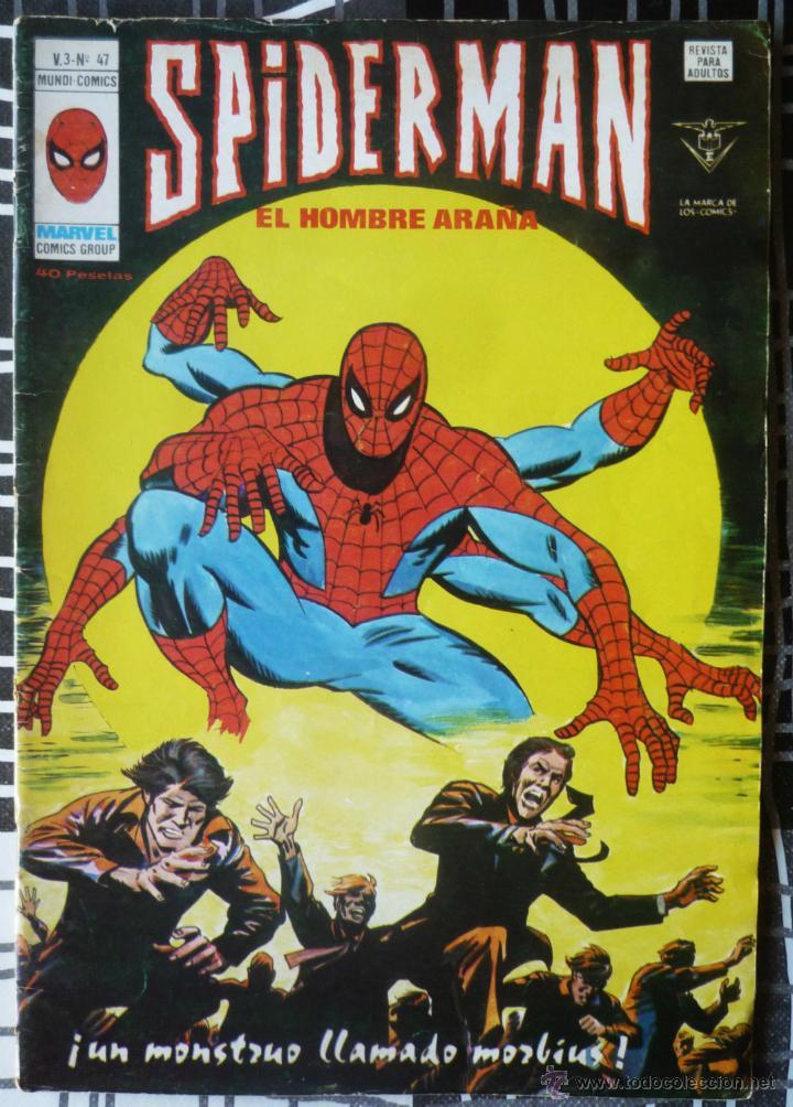 SPIDERMAN V.3 Nº 47 (Tebeos y Comics - Vértice - V.3)
