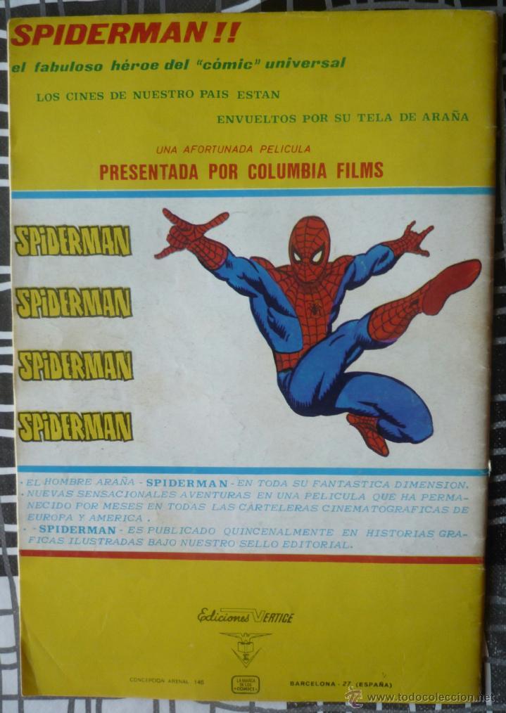 Cómics: SPIDERMAN V.3 Nº 47 - Foto 2 - 50086813