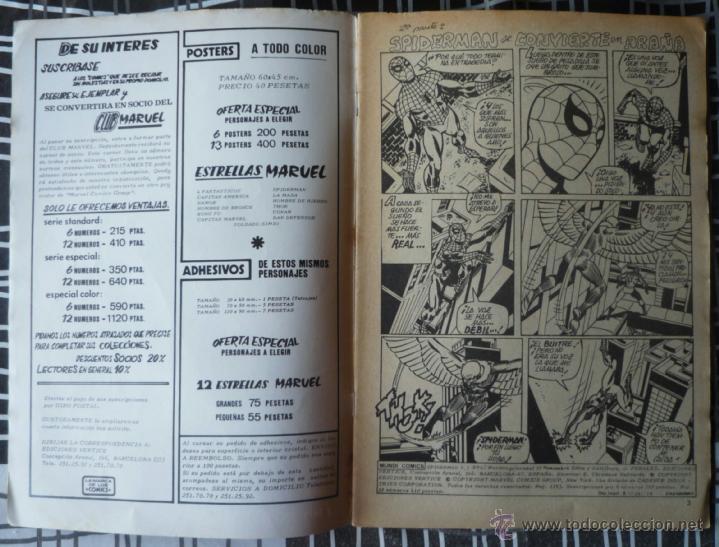 Cómics: SPIDERMAN V.3 Nº 47 - Foto 3 - 50086813