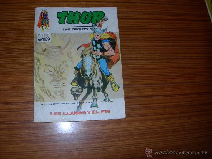 THOR Nº 34 DE EDITORIAL VERTICE (Tebeos y Comics - Vértice - Thor)