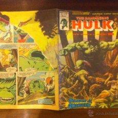 Cómics: MUNDI-COMICS ESPECIAL, THE RAMPAGING HULK, Nº 10. VERTICE. Lote 50153824