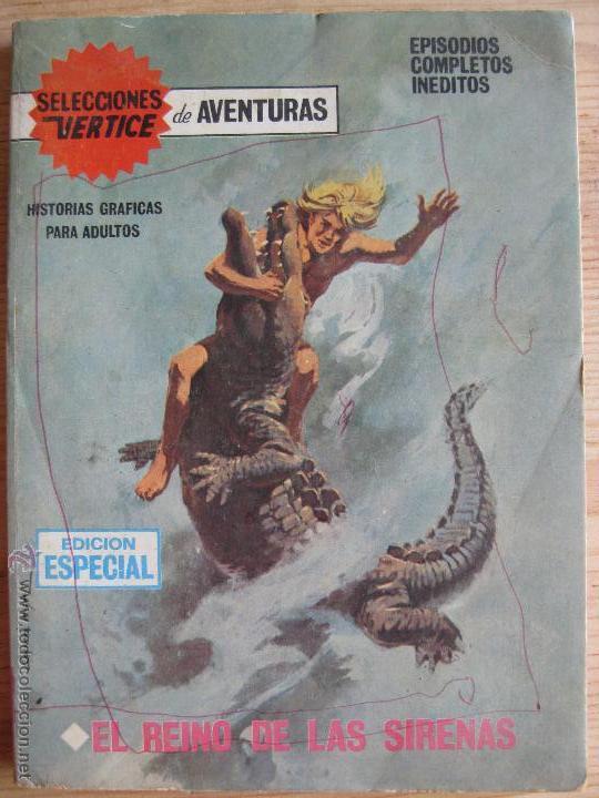 SELECCIONES ERTICE Nº32 (Tebeos y Comics - Vértice - V.1)