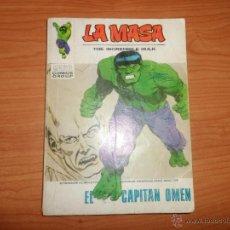 Comics : LA MASA Nº 31 EDITORIAL VERTICE VOLUMEN 1 TACO . Lote 50221302