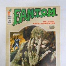 Cómics: FANTOM Nº 5: EL ESPIRITU DE FRANKENSTEIN. RELATOS ESCALOFRIANTES. TDKC8. Lote 50227173
