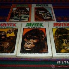 Cómics: VÉRTICE VOL. 1 EDICIÓN ESPECIAL MYTEK NºS 3 4 5. DIFÍCILES!!!!!!. Lote 50409983