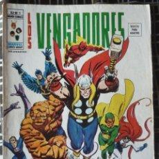 Cómics: LOS VENGADORES V.2 - Nº 9. Lote 28306919
