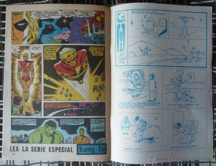 Cómics: LA MASA V.3 - Nº 38. EN EXCELENTE ESTADO - Foto 5 - 50421135