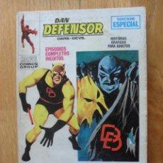 Cómics: DAN DEFENSOR, TACO VERTICE, VOLUMEN 1, NUMERO 19. Lote 50475629