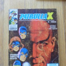 Cómics: PATRULLA X, EL ORIGEN DEL PROFESOR X, NUMERO 6 TACO. Lote 50477113