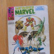 Cómics: HEROES MARVEL, VISPERAS DE MUERTE, NUMERO 6, EDICION ESPECIAL TACO. Lote 50480614