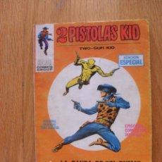 Cómics: 2 PISTOLA KID, LA BANDA DE EL PUMA, NUMERO 10, TACO, VERTICE. Lote 50480852