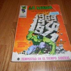 Cómics: LA MASA N º 16 VERTICE VOL.1 TEMPESTAD EN TIEMPO SIDERAL EL ESTADO DEL COMIC ES BUENO , LEER. Lote 50485520