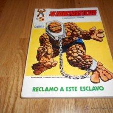 Cómics: COMIC SUPERHEROES MARVEL VERTICE VOL 1: LOS 4 CUATRO FANTASTICOS 45 RECLAMO A ESTE ESCLAVO JC.. Lote 50487648