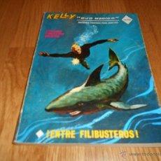 Cómics: KELLY OJO MAGICO Nº 17 ¡ENTRE FILIBUSTEROS!. VERTICE.. Lote 50490474