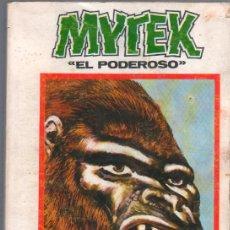 Cómics: MITEK EL PODEROSO Nº 4 EDICION ESPECIAL - COMPLETO CON GALERIA DE FIGURAS MARVEL. Lote 50503021