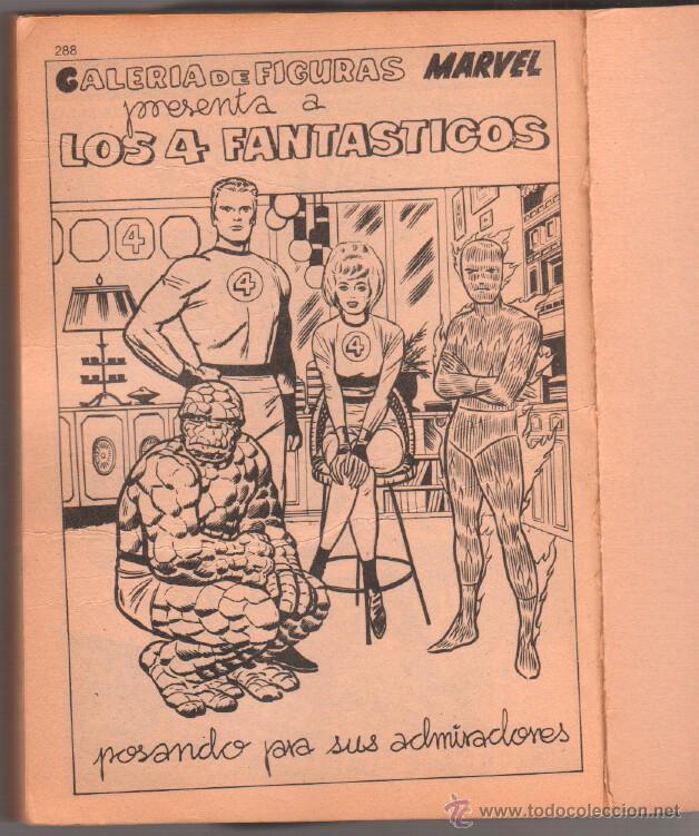 Cómics: MITEK EL PODEROSO Nº 4 EDICION ESPECIAL - COMPLETO CON GALERIA DE FIGURAS MARVEL - Foto 2 - 50503021
